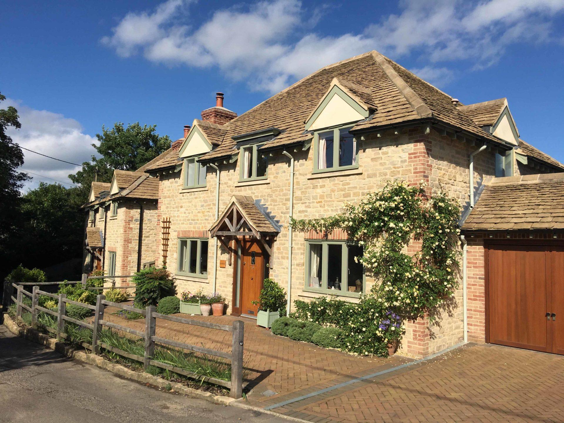 Builder In Oxford
