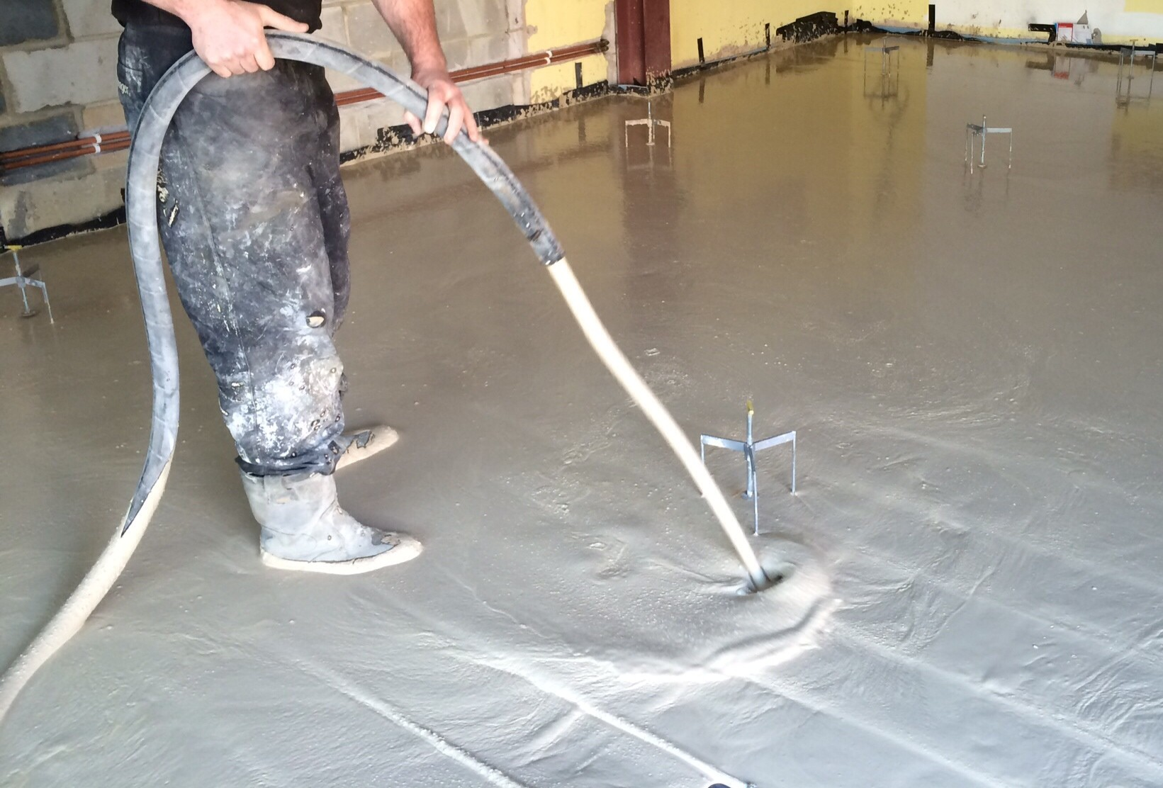 Liquid screed company oxford