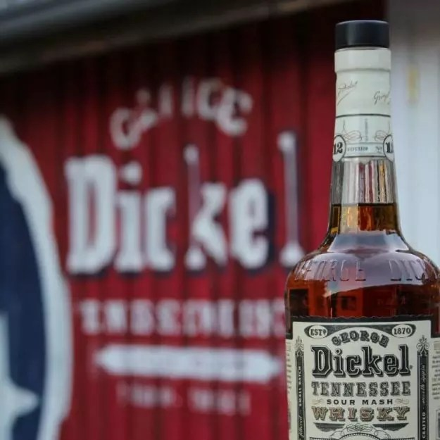 George Dickel – Tennessee's Finest Quality Sippin' Whisky
