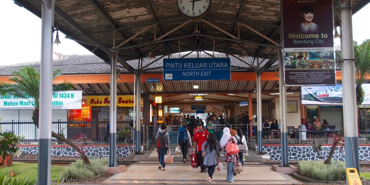 Boemelen van Bandung naar Yogyakarta