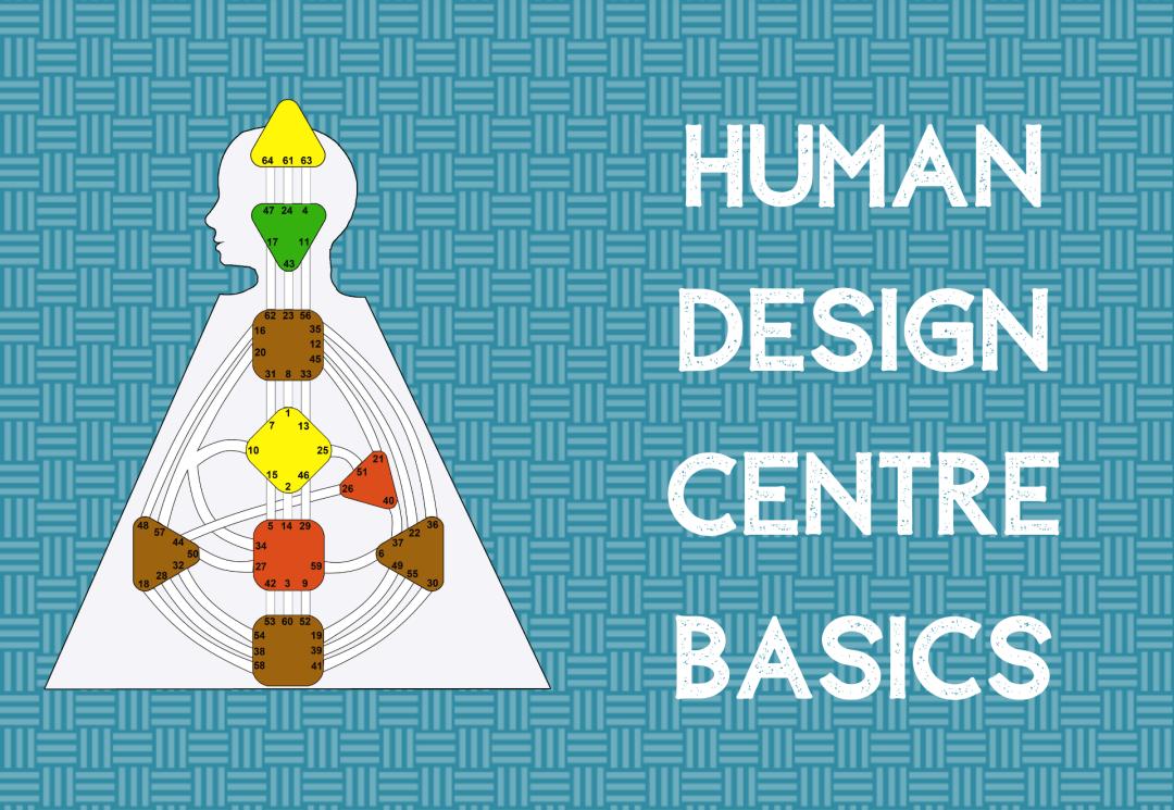 Human Design Centre Basics Course