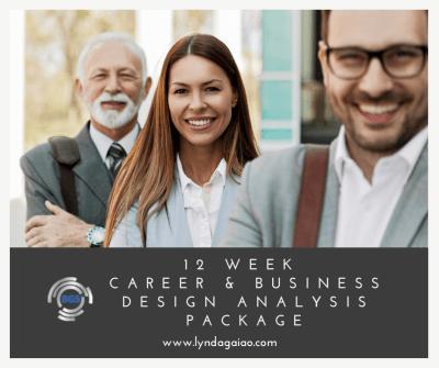 12 week Career & Business Design Package