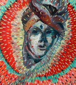 Oil Painting by Lynda Lambert