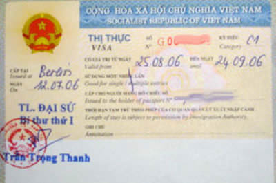 visa extension in vietnam