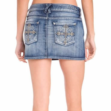Make Your Denim Skirts Fashionably Trendy