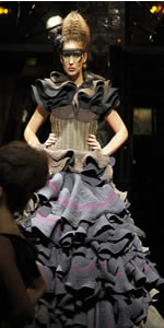 Glimpse of Delhi Fashion Week Fall 2009 - Rohit Bal