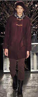 Men's Fashion Trends for 2009:TROVATA