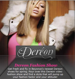 DEREON is Beyonce Diet Naturelle