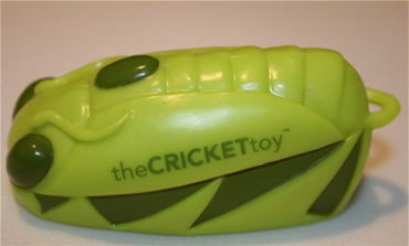 Cricket Toy