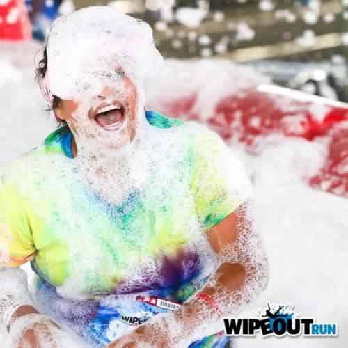 Wipe Out Run