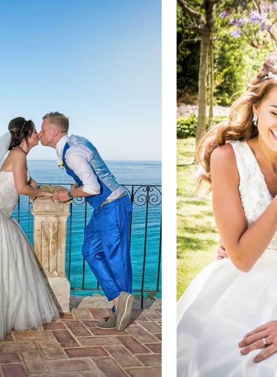 Dream wedding in Spain