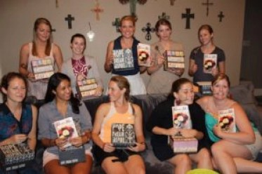 The book club girls and their Dream Boxes