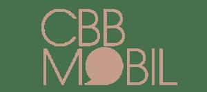 CBB mobil logo design