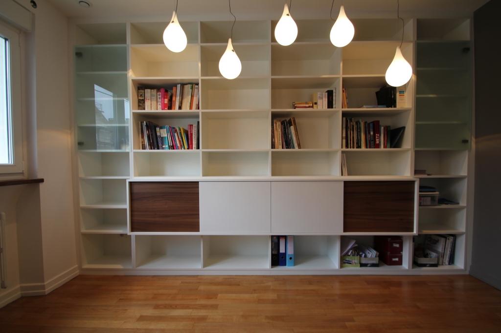 Bibliothque Murale Casa Design Ide