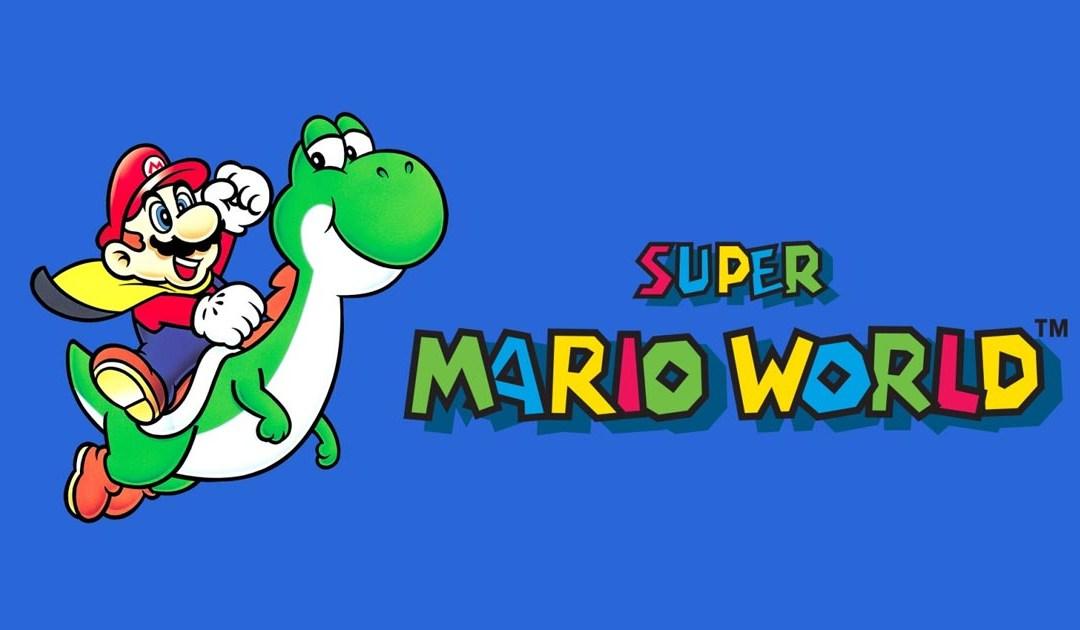 Super Mario World (SNES – 1991)