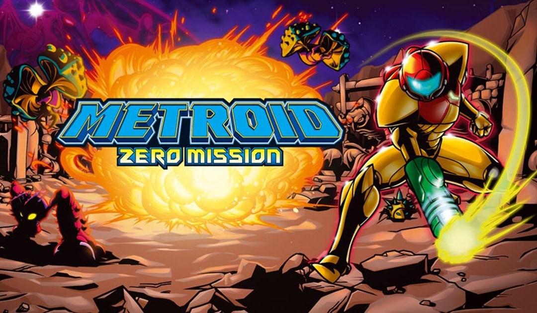 Metroid: Zero Mission (GBA – 2004)