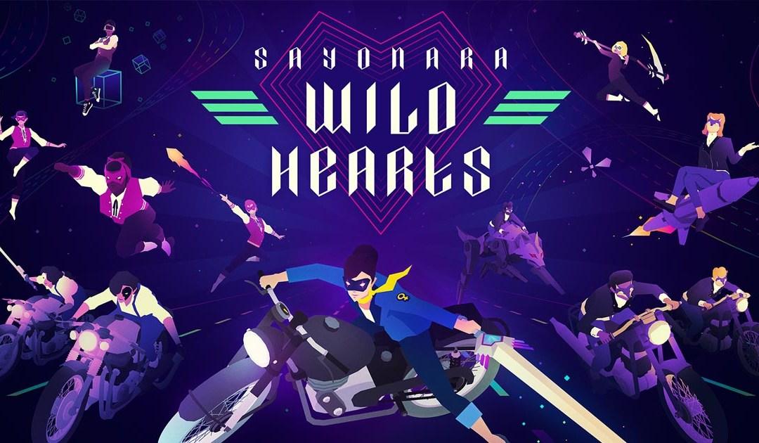 Sayonara Wild Hearts (Switch – 2019)