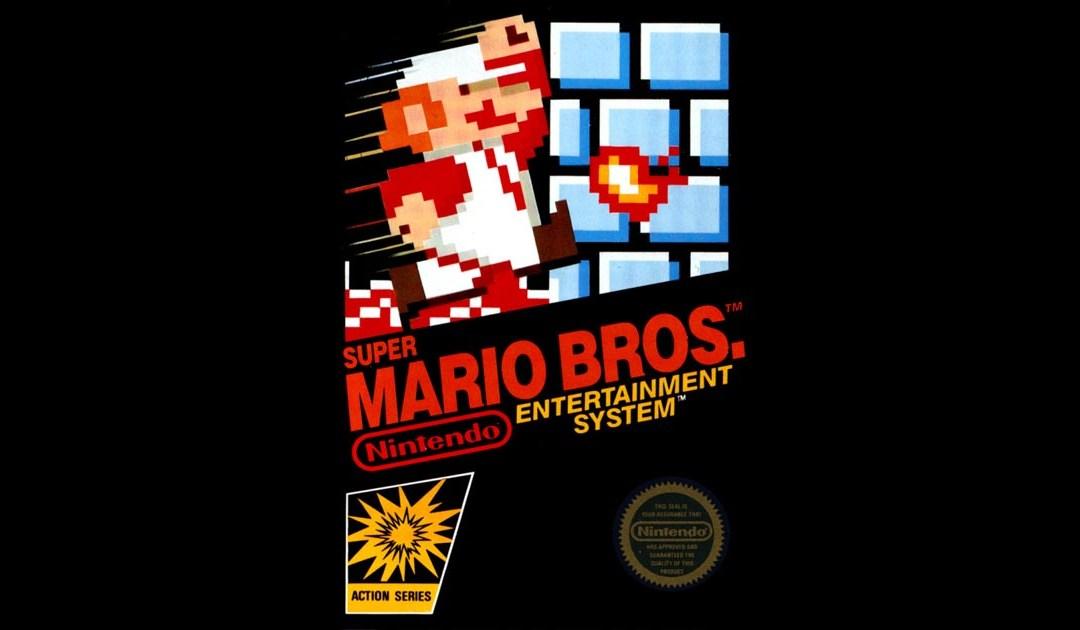 Super Mario Bros. (NES – 1985)