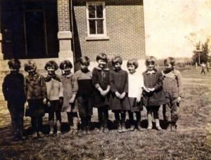 Greenbush School 1941 Class- Mack Digital (1)