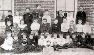 Halleck's School Class of 1896 SF6#13