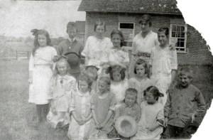 Lillies School Class of 1917 Darling Bk36P14