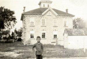 Lyn School 1931 Jr. Smith SF3#32