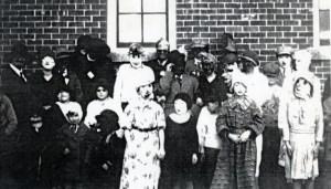 Seeley's Sch Halloween Party Oct 1935 SF12#26