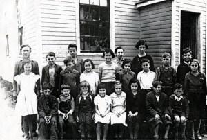 Tincap School c1935 SF13#15