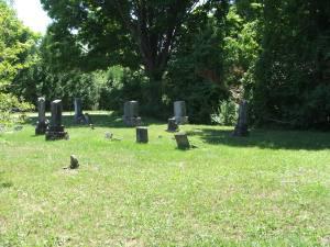 Bell's Cemetery 11654 Rocksprings Rd. July 2016 (2)