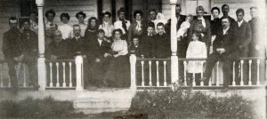 New Dublin Healey and Horton Wedding 1903 Darling bk3p144 - Copy
