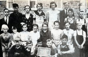 New Dublin School 1917- New Dublin Scrapbook (1)