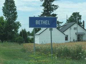 Bethel Road sign July 2016 (1)