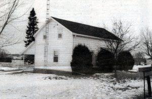 Ed Hough's House in Bethel - Darling Bk 3