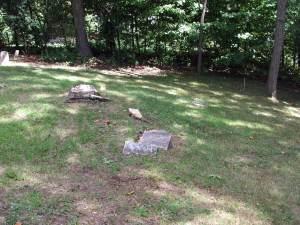 fallen-gravestones