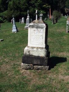 Mary McKenna d.Sep 16, 1866 (2)