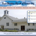 Farmer City Christian Church Home page