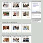 Education Justice Project Alumni Page