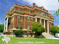Find Out More About Lynn County Texas
