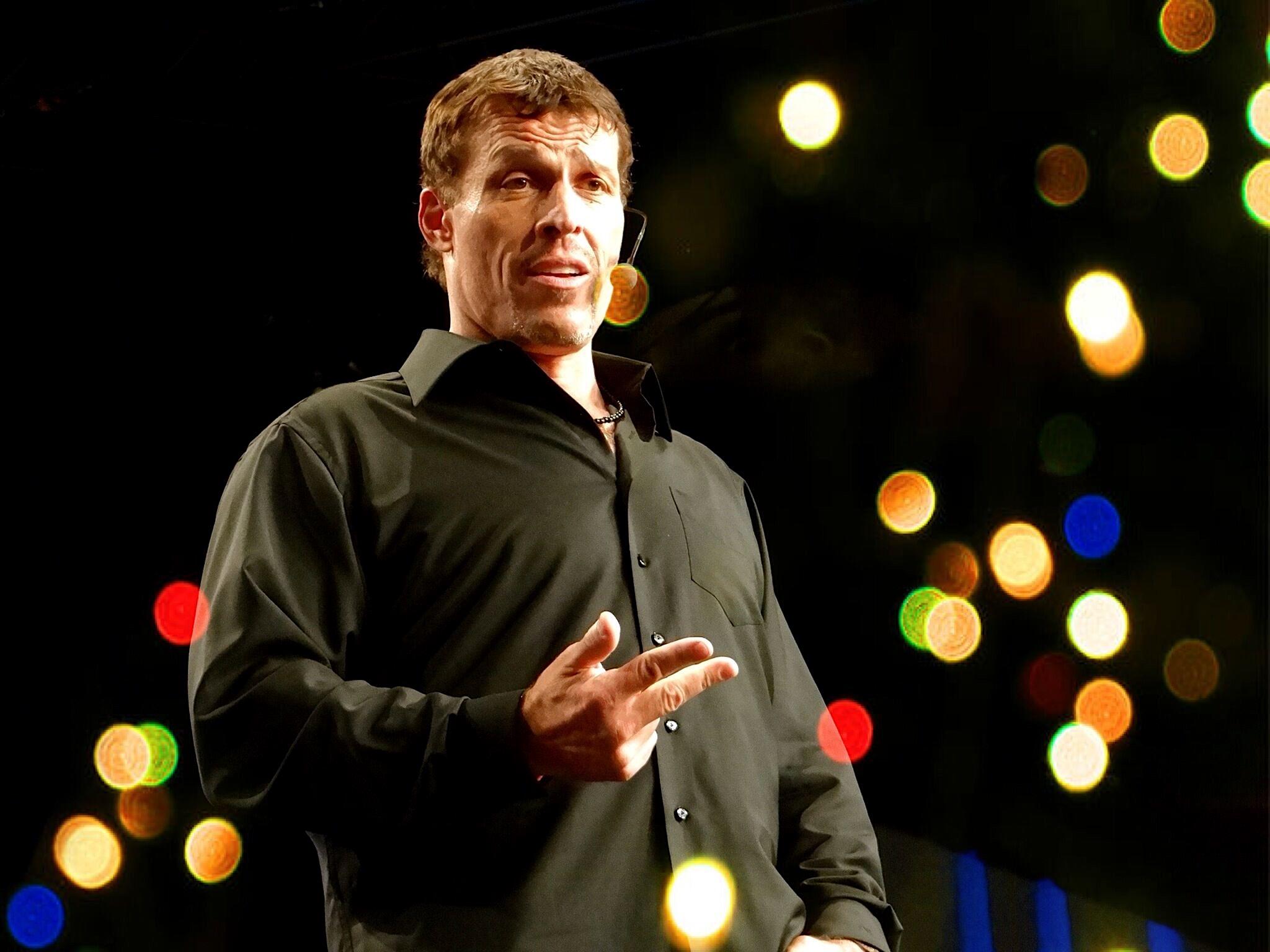 Unleash The Power Within With Tony Robbins ORLANDO Nov1 4