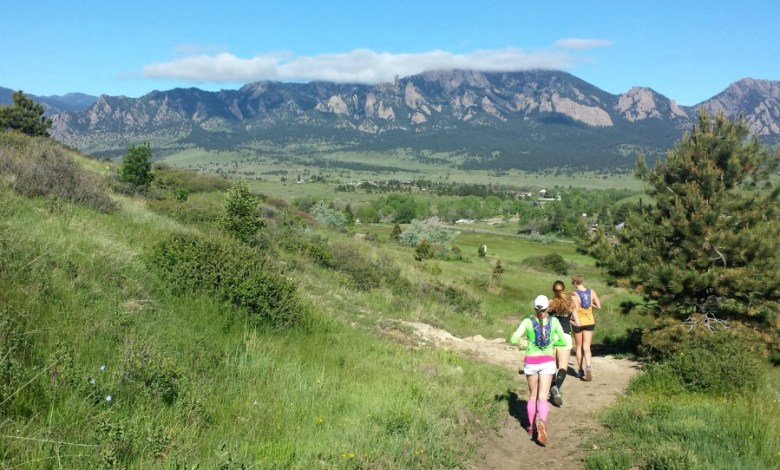 Trail Running Boulder // lynnepetre.com