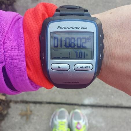 Pittsburgh Half - 7 Mile Long Run // lynnepetre.com
