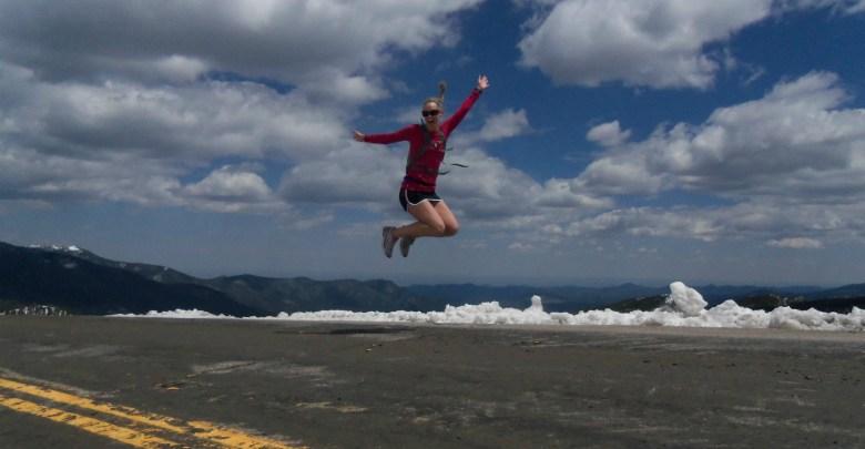 Mt Evans Run // lynnepetre.com
