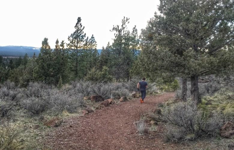 Trail Running Bend, Oregon // lynnepetre.com