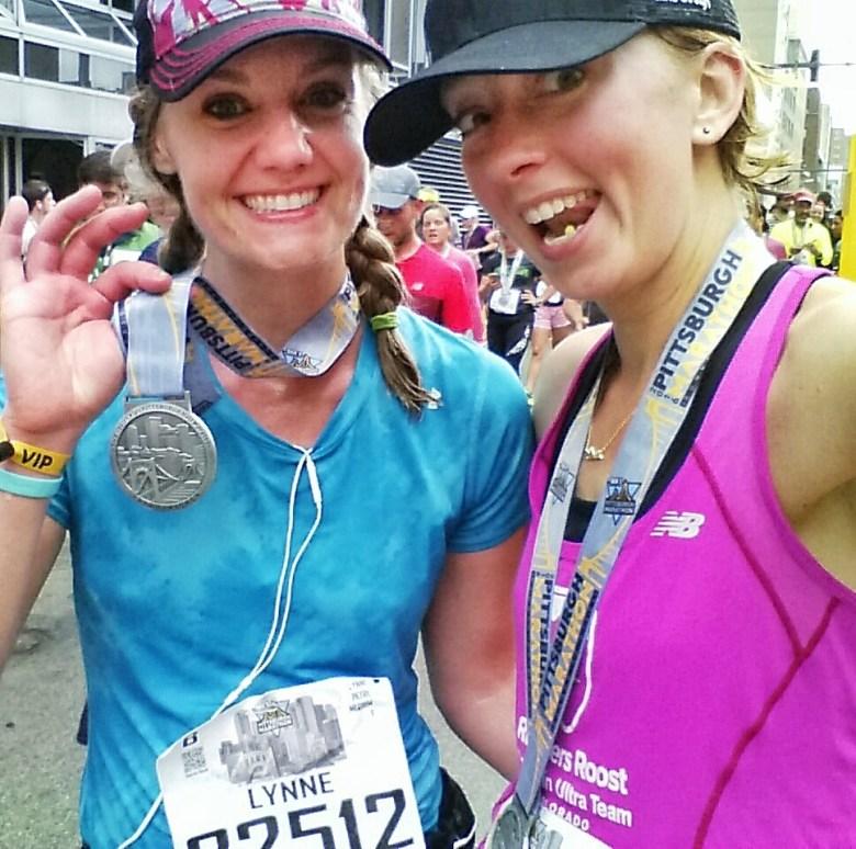 Pittsburgh Half Marathon 2016 Recap // lynnepetre.com