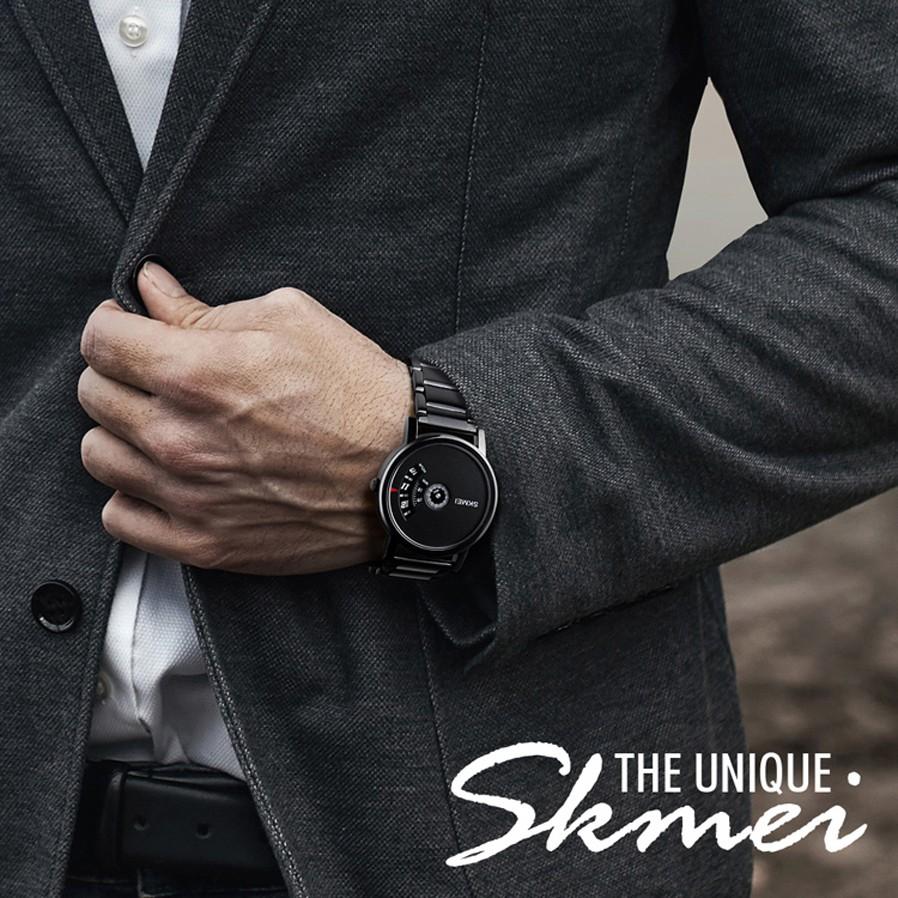 SKMEI 1260 Waterproof Wrist Watch for Men