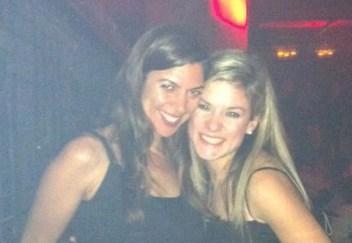Maria and Lynn