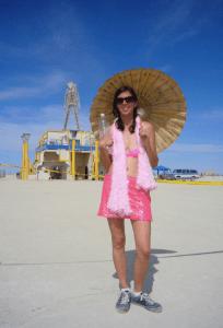 Burning Man   Lynn Roulo