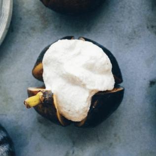 cashew cream stuffed figs