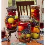 Fruit Bowl - Lifetime Oil Candles