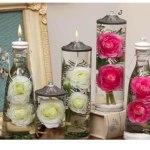 Ranunculus - Lifetime Oil Candles